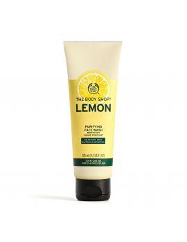 Żel do mycia twarzy Oczyszczająca Cytryna