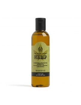 Nawilżający olejek pod prysznic Konopia Siewna
