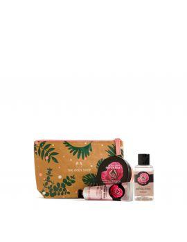 Zestaw prezentowy w kosmetyczce British Rose