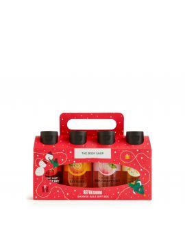 Zestaw prezentowy z żelami pod prysznic (8 róznych zapachów)