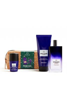 Zapachowy zestaw prezentowy dla mężczyzn White Musk Men