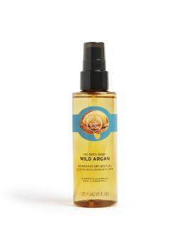 Odżywczy suchy olejek do ciała Wild Argan Oil