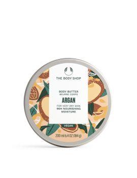 Masło do ciała Dziki Olejek Arganowy