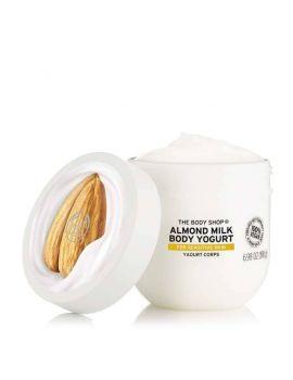 Jogurt do ciała Mleko migdałowe