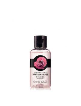Żel pod prysznic British Rose