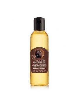 Kokosowy olejek do włosów