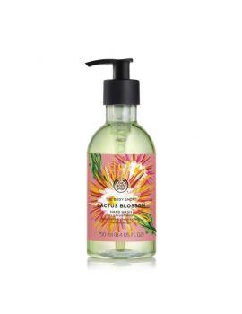 Odżywczy płyn do mycia rąk Kwiat Kaktusa