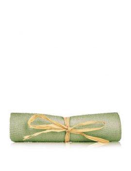 Ręcznik peelingujący zielony
