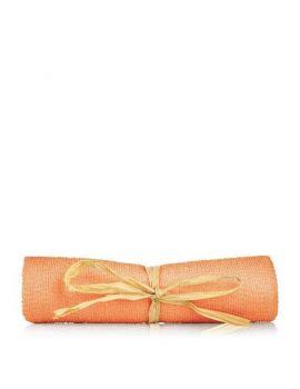 Ręcznik peelingujący pomarańczowy