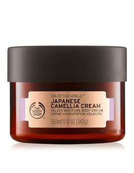 Aksamitnie nawilążający krem do ciała Japanese Camellia Spa Of The World™