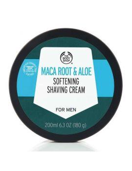 Wegański zmiękczający krem do golenia Maca Root & Aloe