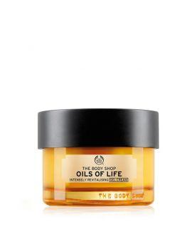 Intensywnie rewitalizujący krem-żel Oils of Life™