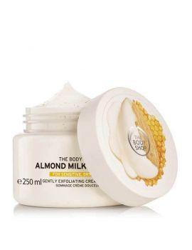 Peeling do ciała Mleko migdałowe i miód
