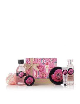 Zestaw prezentowy British Rose Premium