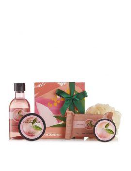 """Zestaw prezentowy Różowy Grejpfrut """"Essential"""""""