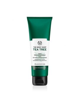 Maska, peeling i żel do mycia  - 3 w 1 Tea Tree
