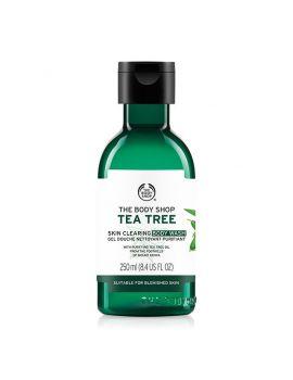 Oczyszczający żel pod prysznic Tea Tree