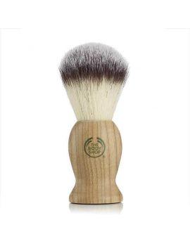 Drewniany pędzelek do golenia