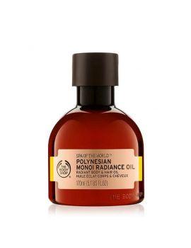 Rozświetlający olejek do ciała i włosów Polynesian Monoi Spa Of The World™