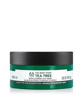 Oczyszczająca maseczka z glinką Tea Tree